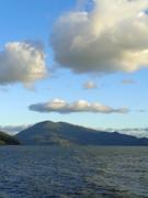 Clouds over Konocti